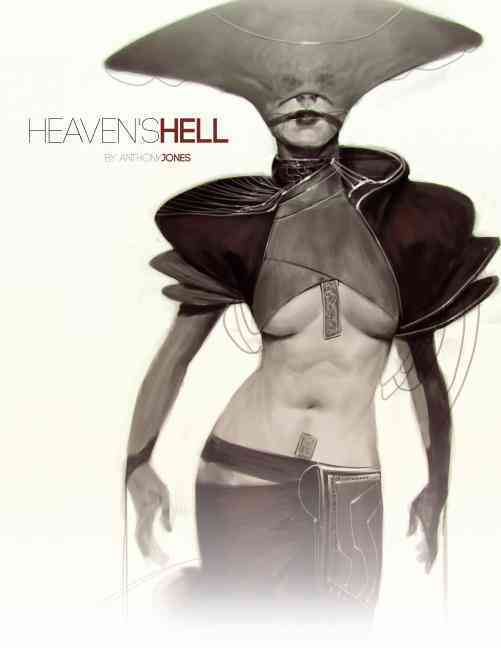 Heaven's Hell By Jones, Anthony