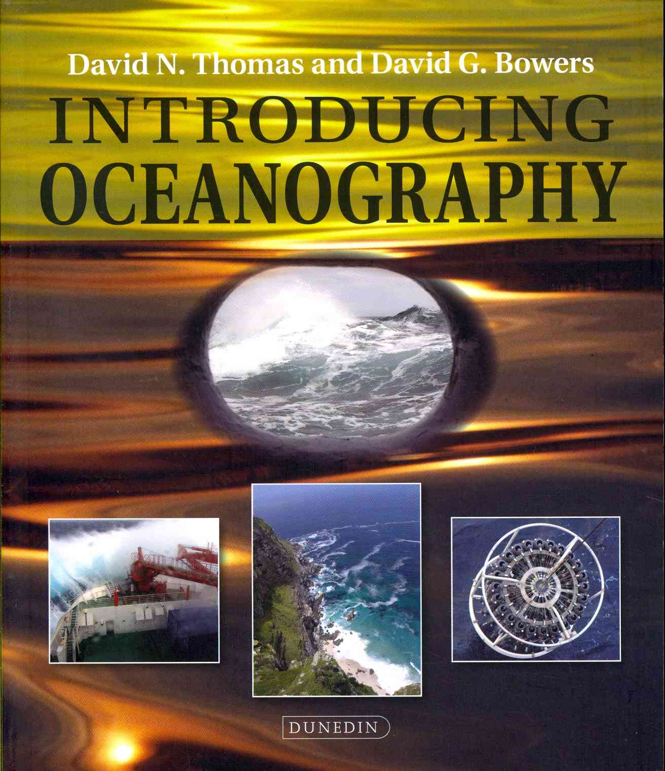 Introducing Oceanography By Bowers, David/ Thomas, David